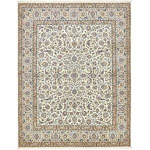 Unique Loom 10' 4 x 13' 2 Nain Persian Rug