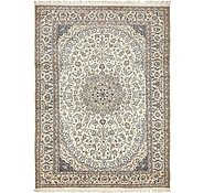 Link to 9' 10 x 13' 6 Nain Persian Rug