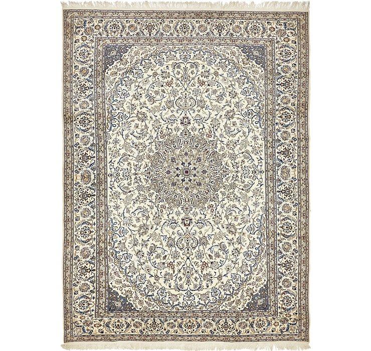 9' 10 x 13' 6 Nain Persian Rug