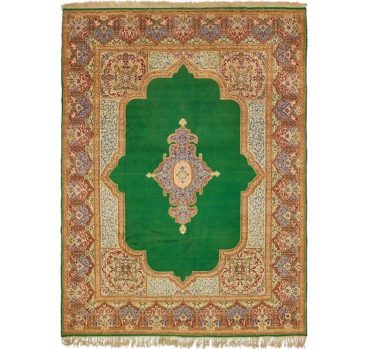 9' 3 x 12' 3 Kerman Persian Rug