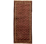 Link to 4' 8 x 10' 8 Shiraz Persian Runner Rug