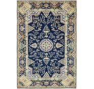 Link to 8' 2 x 12' Kashan Persian Rug
