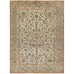Unique Loom 9' 7 x 12' 9 Kashan Persian Rug