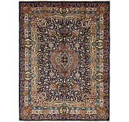 Link to 9' 7 x 13' Kashmar Persian Rug