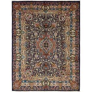 9' 7 x 13' Kashmar Persian Rug