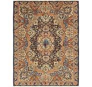 Link to 9' 6 x 12' 8 Kashmar Persian Rug