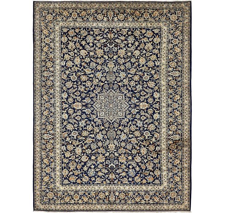 10' x 13' 5 Kashan Persian Rug