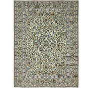 Link to 9' 2 x 12' 2 Kashan Persian Rug