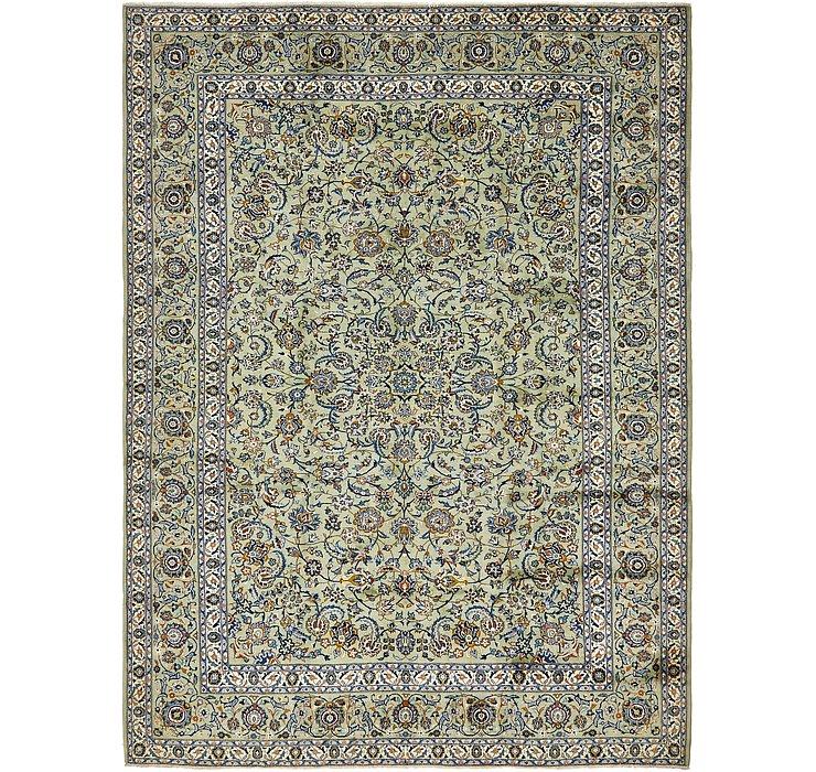 9' 2 x 12' 2 Kashan Persian Rug