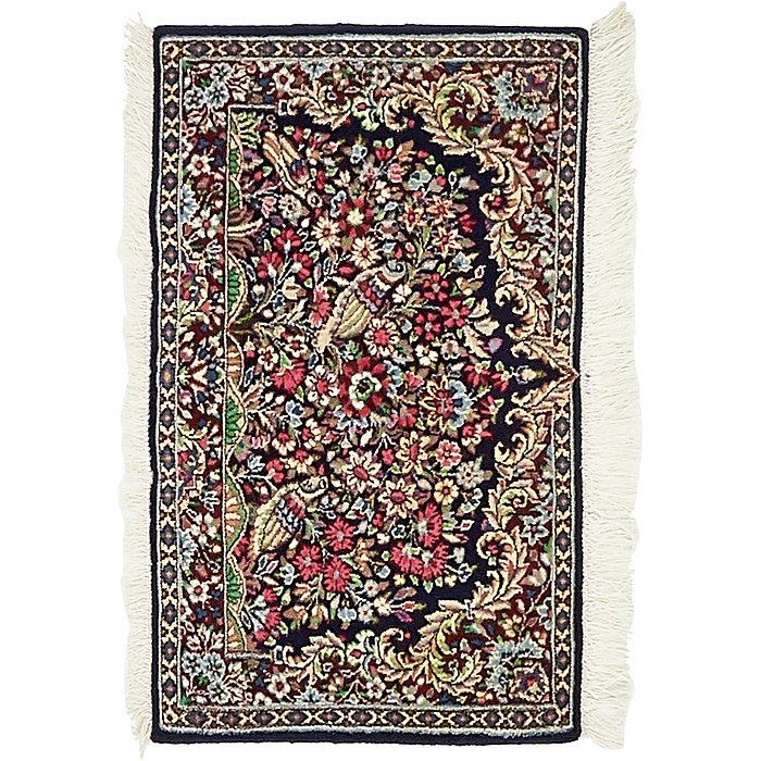 1' 7 x 2' 8 Kerman Persian Rug
