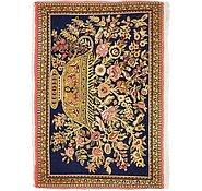 Link to 2' 1 x 3' Qom Persian Rug