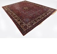 Link to 8' 6 x 11' 2 Kashan Persian Rug