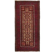 Link to 3' 4 x 6' 6 Afghan Ersari Oriental Rug