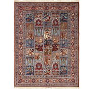 Link to 9' 9 x 12' 8 Kashmar Persian Rug