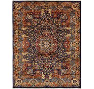 Link to 9' 7 x 12' 7 Kashmar Persian Rug