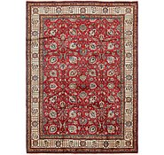 Link to 9' 6 x 13' Tabriz Persian Rug