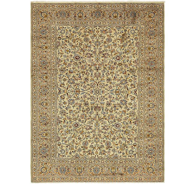 8' 5 x 11' 6 Kashan Persian Rug