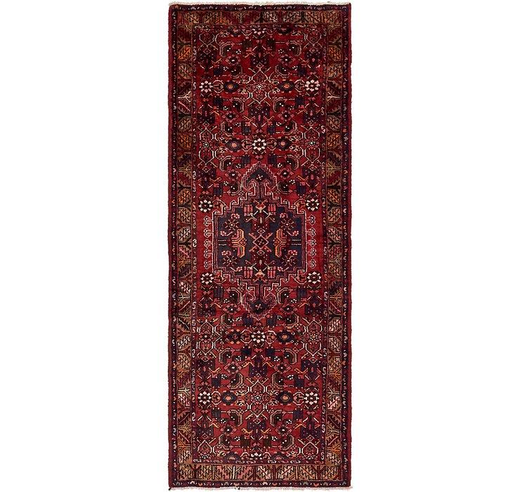 3' 7 x 9' 9 Zanjan Persian Runner Rug