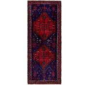 Link to 4' x 10' Khamseh Persian Runner Rug