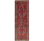 Link to 3' 4 x 10' 9 Khamseh Persian Runner Rug