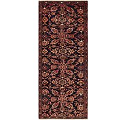 Link to 3' 10 x 9' 5 Nanaj Persian Runner Rug