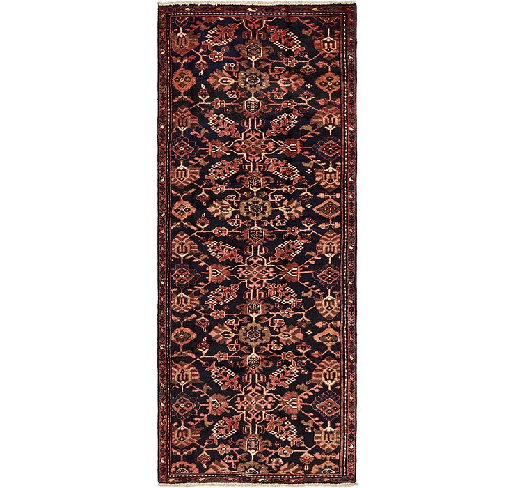 3' 10 x 9' 5 Nanaj Persian Runner Rug