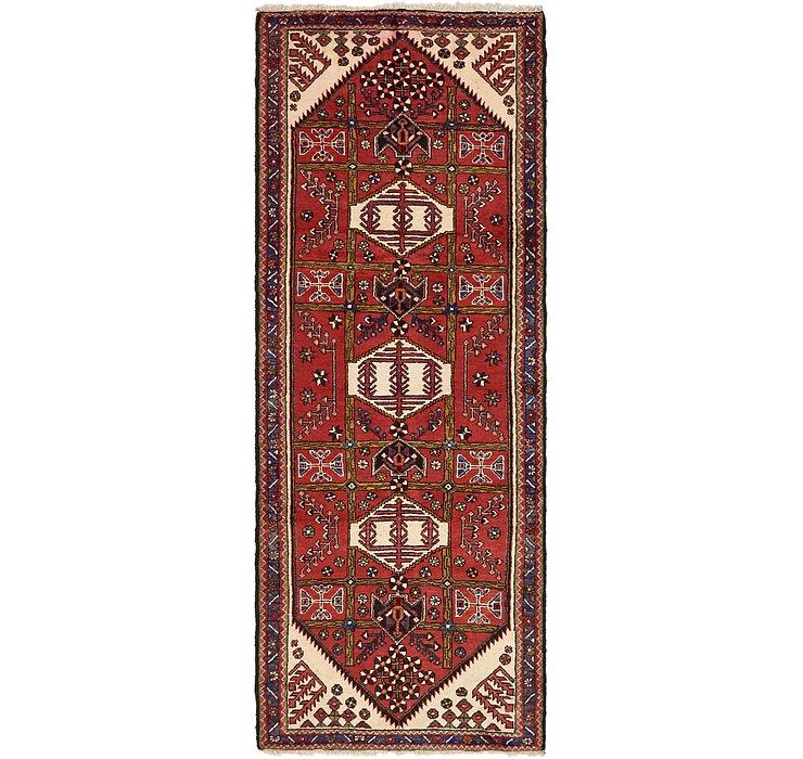3' 9 x 9' 6 Saveh Persian Runner Rug