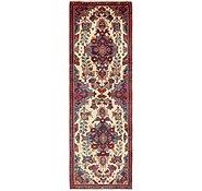 Link to 3' x 9' 8 Hamedan Persian Runner Rug