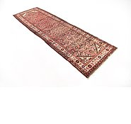 Link to 3' x 9' 8 Hossainabad Persian Runner Rug