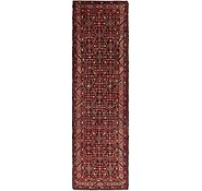Link to 3' 10 x 14' 8 Hossainabad Persian Runner Rug