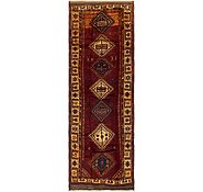 Link to 4' 3 x 12' 4 Shiraz-Lori Persian Runner Rug