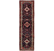 Link to 3' 10 x 13' 6 Hamedan Persian Runner Rug