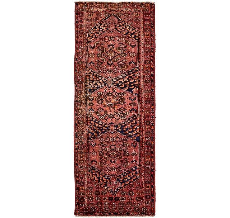 110cm x 290cm Zanjan Persian Runner Rug