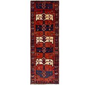 Link to 122cm x 375cm Shiraz-Lori Persian Runner Rug