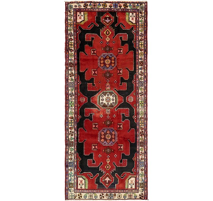 4' x 9' 7 Malayer Persian Runner ...