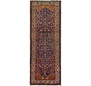 Link to 3' 3 x 9' Hossainabad Persian Runner Rug