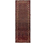 Link to 3' 5 x 10' 6 Hossainabad Persian Runner Rug