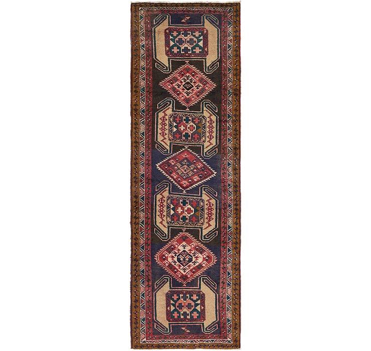 3' 8 x 13' 2 Sarab Persian Runner Rug
