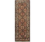 Link to 112cm x 307cm Chenar Persian Runner Rug