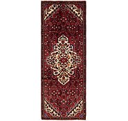 Link to 97cm x 265cm Hossainabad Persian Runner Rug