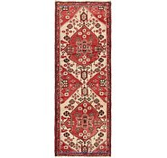 Link to 3' 6 x 9' 5 Khamseh Persian Runner Rug