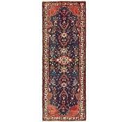 Link to 3' 5 x 9' 9 Hamedan Persian Runner Rug