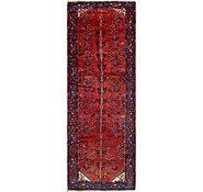 Link to 3' 5 x 10' Hamedan Persian Runner Rug