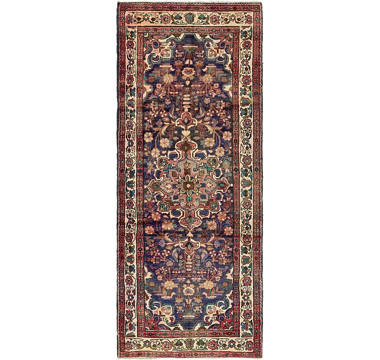 3' 7 x 9' 5 Borchelu Persian Runner...