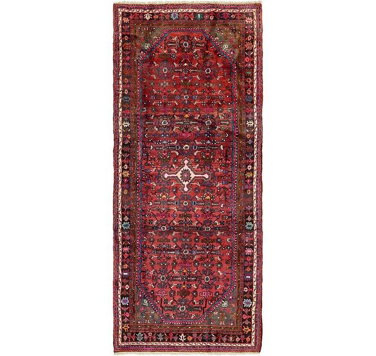 132cm x 320cm Hossainabad Persian Run...