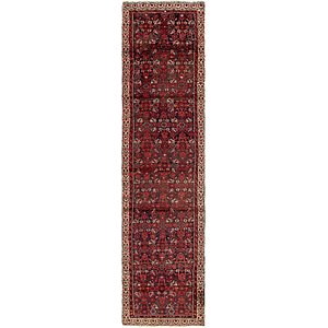 100cm x 400cm Shahsavand Persian Runn...