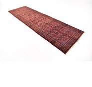 Link to 3' 6 x 11' 5 Hossainabad Persian Runner Rug