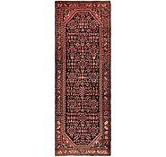 Link to 112cm x 312cm Hossainabad Persian Runner Rug
