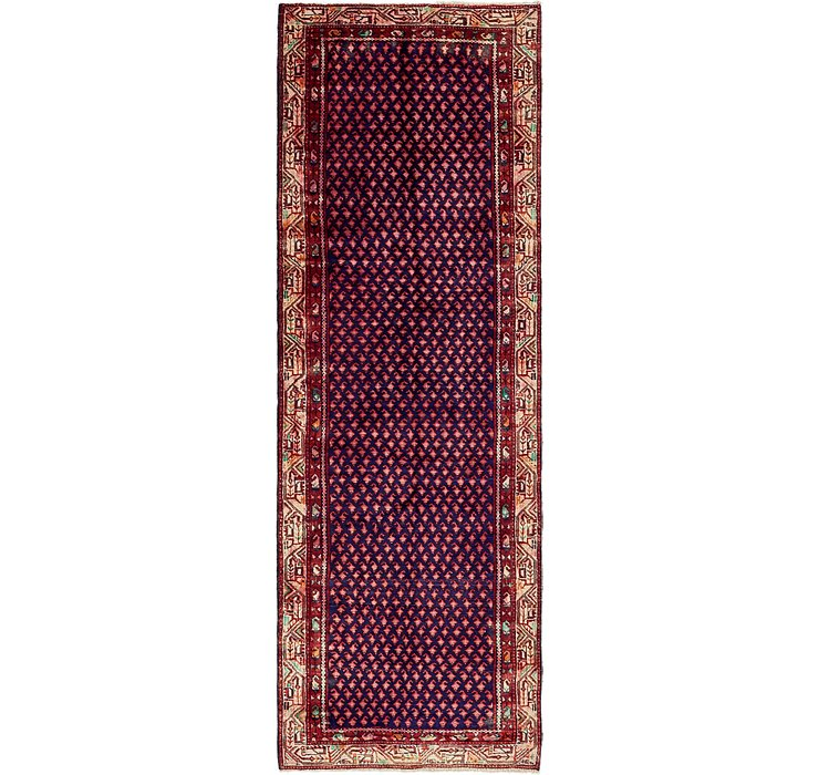 3' 5 x 10' 8 Botemir Persian Runner ...