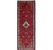 Link to 3' 7 x 10' 3 Khamseh Persian Runner Rug